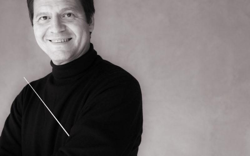 Manuel Hernández-Silva nuevo director titular de la Orquesta Sinfónica de Navarra