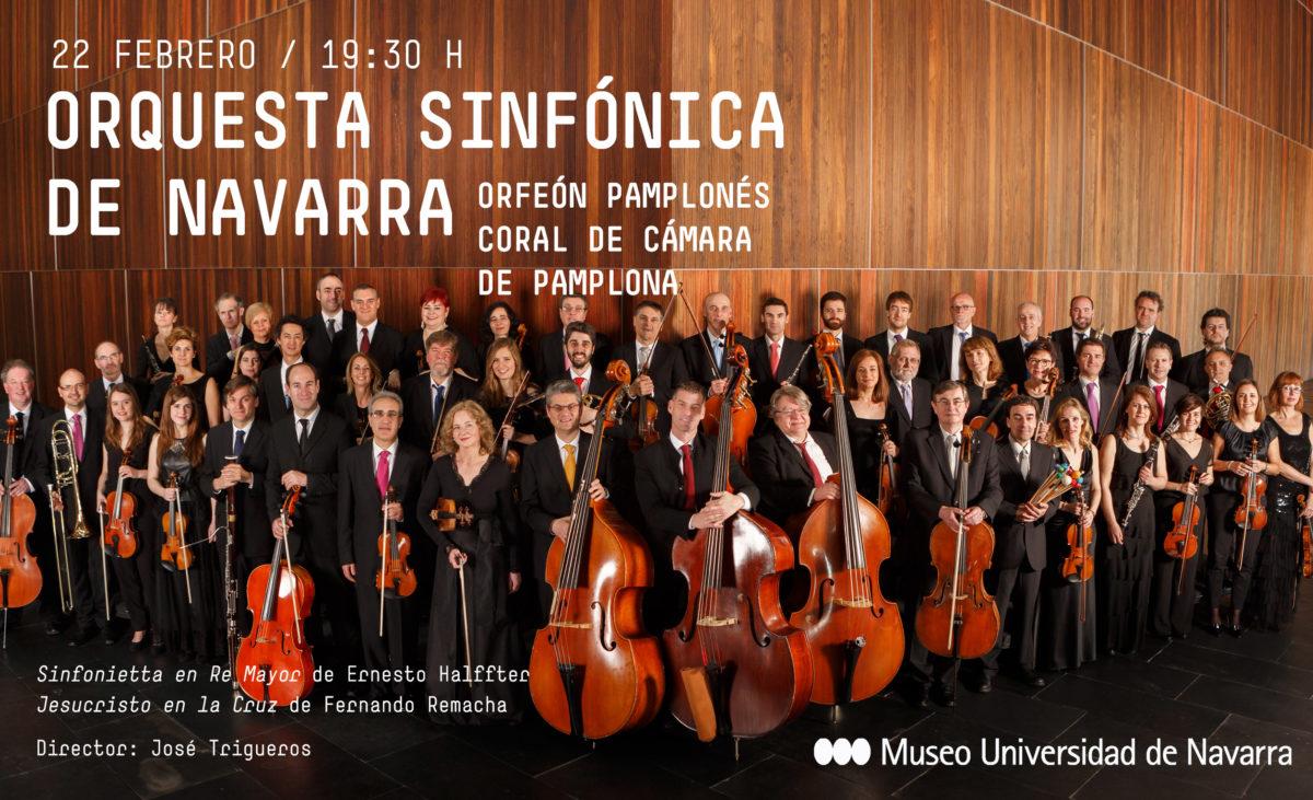Concierto en el Museo de la Universidad de Navarra
