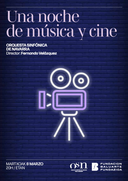 Noche de música y cine
