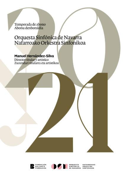 La Fundación Baluarte ultima la programación de la temporada 2020-2021