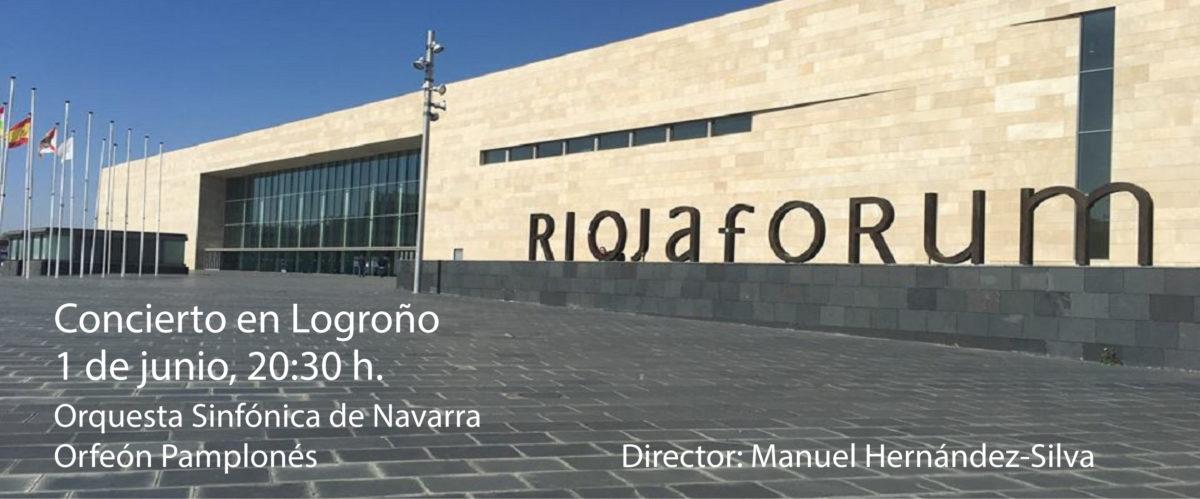 Concierto en Logroño